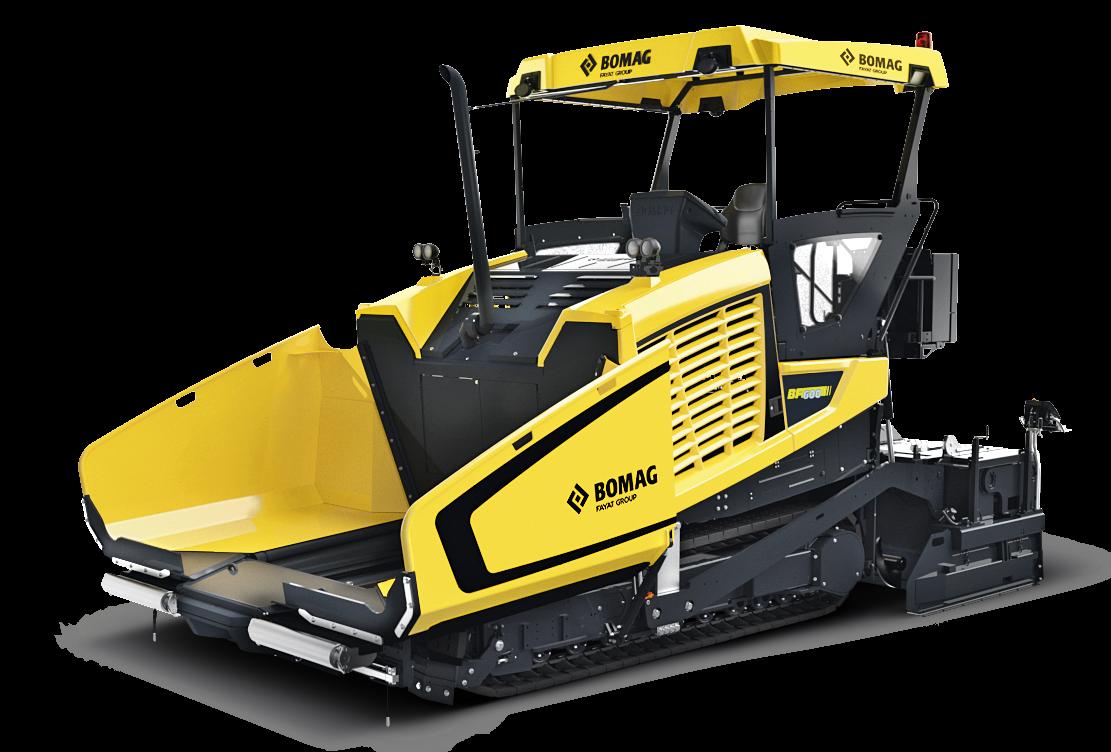 universal paver bf 600 c 2 for road construction rh bomag com BOMAG 814 2 Paver BOMAG Paving Equipment